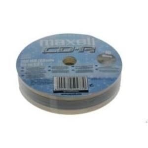 Maxell CD-R 700 MB 52x (10 pcs) Brick