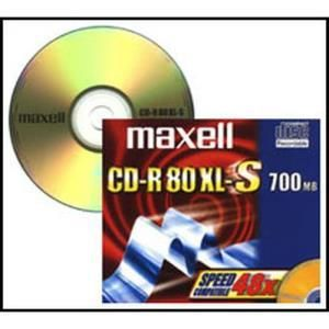Maxell CD-R 700 MB 52x (25 pcs) Printable