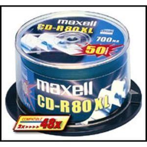 Maxell CD-R 700 MB 52x (50 pcs)