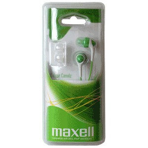 Maxell Colour Canalz