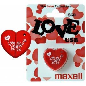 Maxell Love Collection Love USB 8 GB