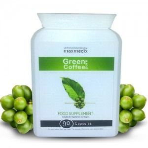 Maxmedix Green Coffee 90capsule