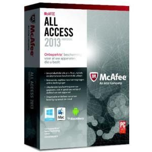 Mcafee All Access 2013 Individual