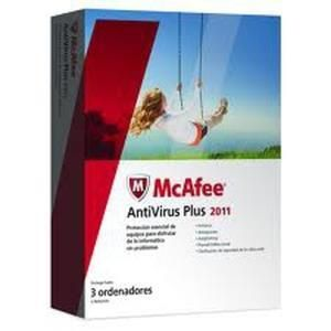 Mcafee AntiVirus Plus 2011