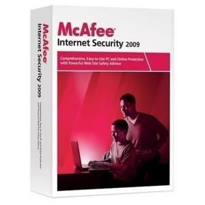 Mcafee Internet Security 2009