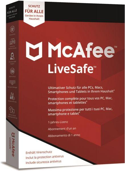 Mcafee LifeSafe 2020