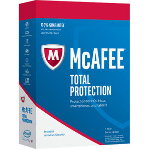 Mcafee Total Protection 2018