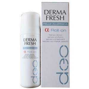 Meda Pharma Dermafresh Pelle Allergica Alfa Roll-on