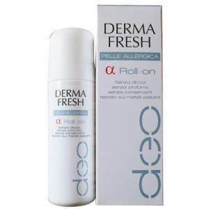 Meda Pharma Dermafresh Pelle Allergica Alfa Roll-on