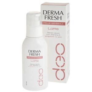 Meda Pharma Dermafresh Pelle Sensibile Latte