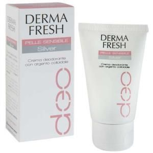 Meda Pharma Dermafresh Pelle Sensibile Silver