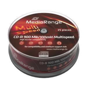 MediaRange CD-R 900 MB (25 pcs)