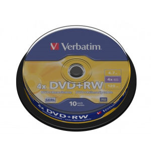 MediaRange DVD-R 4.7 GB (10 pcs)
