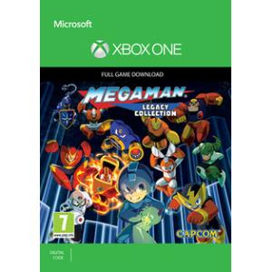 Capcom Mega Man Legacy Collection