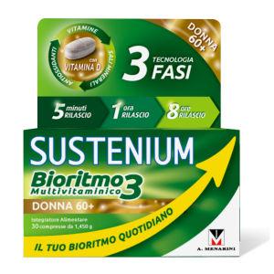 Menarini Sustenium Bioritmo 3 Donna 60+ 30 compresse