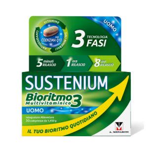 Menarini Sustenium Bioritmo 3 Uomo 30 compresse