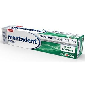 Mentadent Dentifricio Maximum Protection