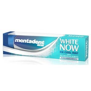 Mentadent Dentifricio White Now Ice Cool Mint