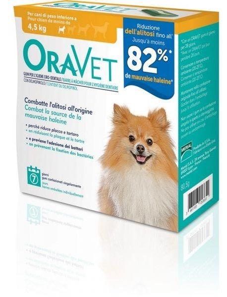 Merial Oravet Chew Gums Dog