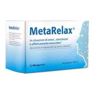 Metagenics Metarelax 180compresse