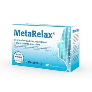 Metagenics Metarelax 90compresse