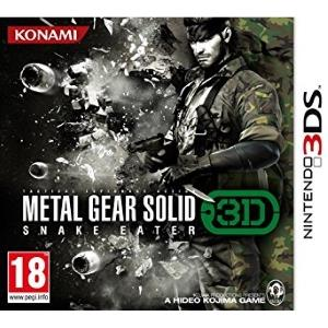 Metal gear solid 3d snake eater 3ds