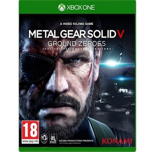 Konami Metal Gear Solid V: Ground Zeroes