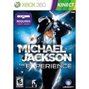 Ubisoft Michael Jackson:The Experience