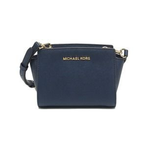 Michael Kors Selma Mini Saffiano Leather