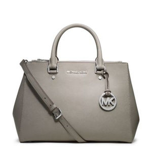 Michael Kors Sutton Medium Saffiano Leather Satchel
