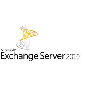 Microsoft Exchange Server 2010 Standard CAL