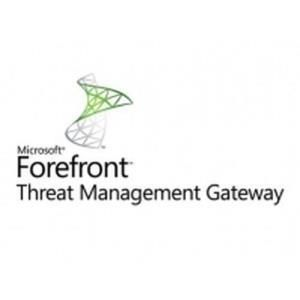 Microsoft Forefront Threat Management Gateway Standard Edition