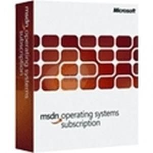Microsoft MSDN Operating Systems 2008