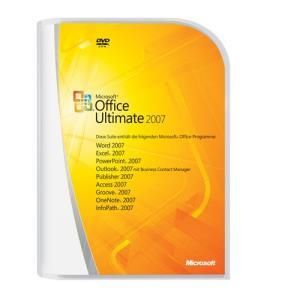 Microsoft Office 2007 Ultimate (EDU)