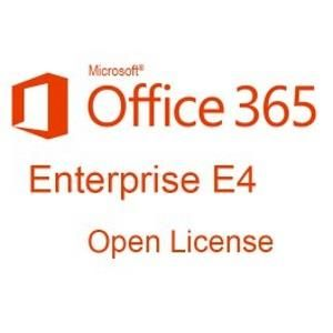 Microsoft Office 365 Enterprise E4