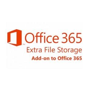 Microsoft Office 365 Extra File Storage Add-on