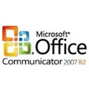 Microsoft Office Communicator 2007 R2