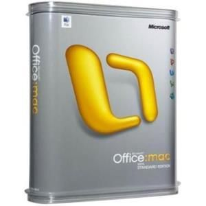 Microsoft Office for Mac Standard 2011 EDU