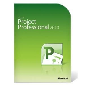 Microsoft Project Professional 2010 GOV
