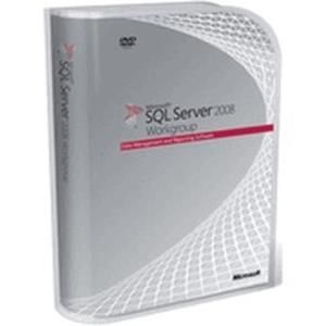 Microsoft SQL Server 2008 R2 Workgroup