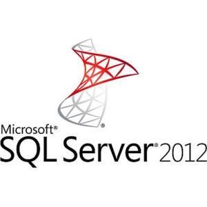 Microsoft SQL Server 2012 Enterprise Core Edition