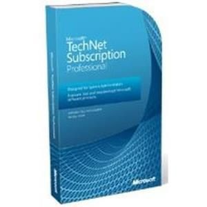 Microsoft TechNet Subscription Professional 2010