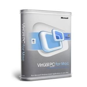 Microsoft Virtual PC for Mac for Windows XP Home Edition 7