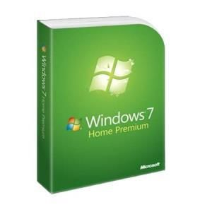 Microsoft Windows 7 Home Premium SP1 64bit OEM