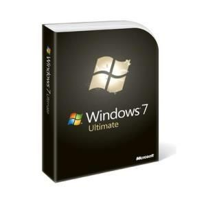 Microsoft Windows 7 Ultimate (Upgrade WAU)