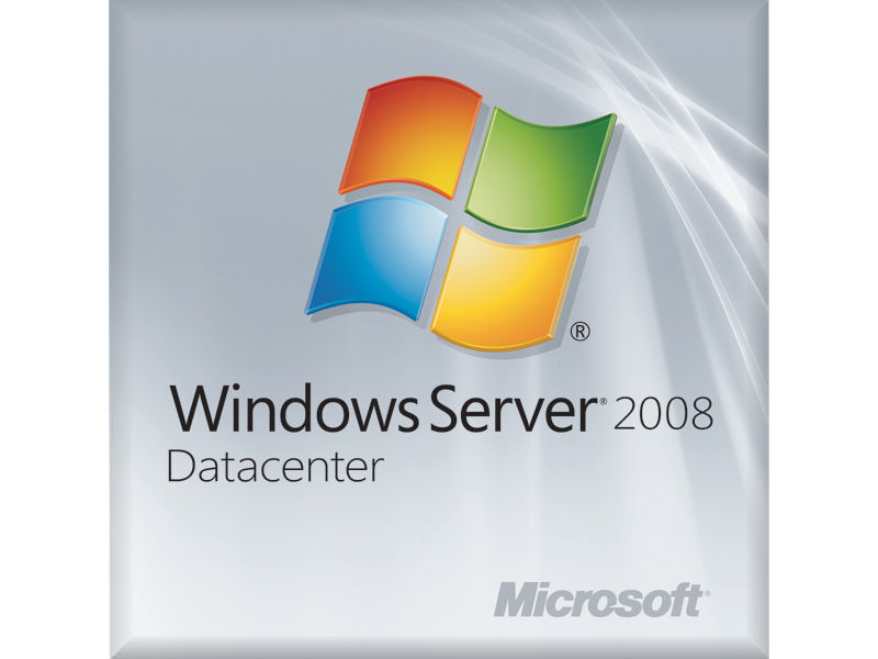 Microsoft Windows Server 2008 Datacenter without Hyper-V