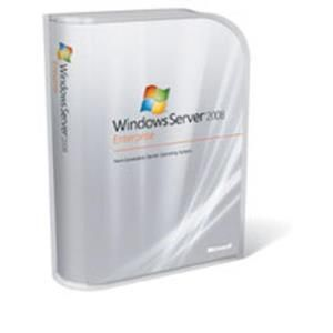 Microsoft Windows Server 2008 Enterprise without Hyper-V