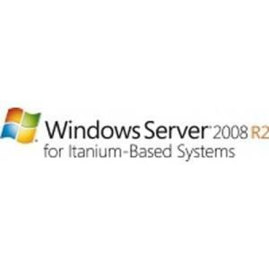Microsoft Windows Server 2008 R2 for Itanium-Based Systems (GOV)