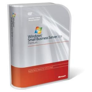Microsoft Windows Small Business Server 2008 Standard Edition