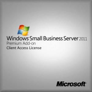 Microsoft Windows Small Business Server 2011 Premium Add-on CAL Suite (64bit)